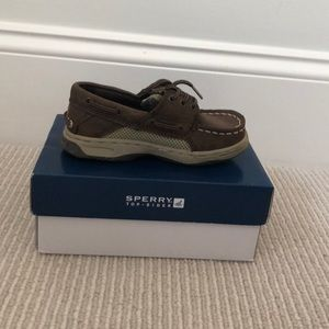 Sperry Top-Siders - Boat Shoes, boys size 8.5